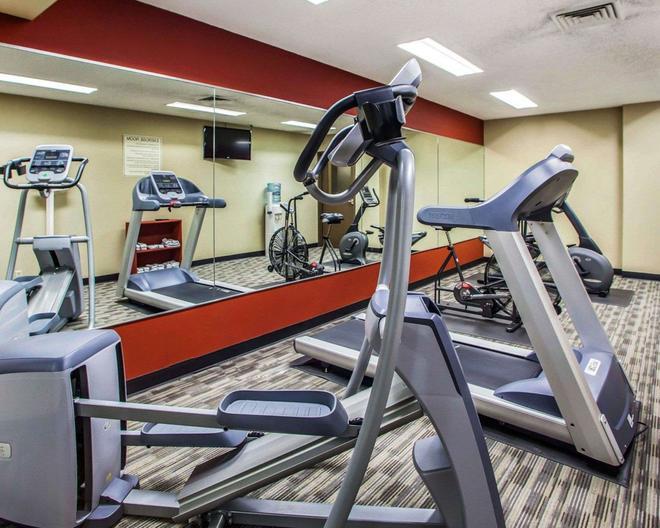 Quality Inn & Suites - Peoria - Gym