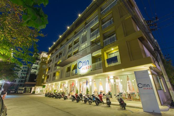 The Ashlee Plaza Patong Hotel & Spa - Πατόνγκ - Κτίριο