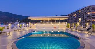 The Ashlee Plaza Patong Hotel & Spa - Patong - Piscina