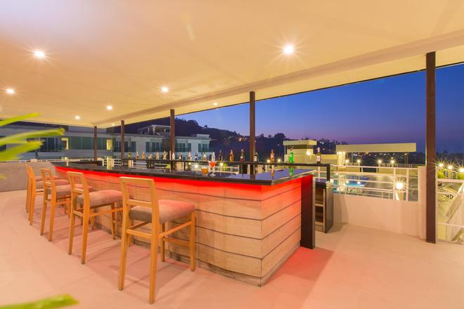 The Ashlee Plaza Patong Hotel & Spa - Πατόνγκ - Bar