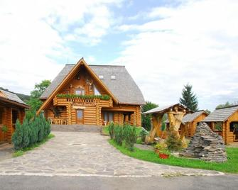 Vadul Lupilor - Borşa (Maramures) - Building