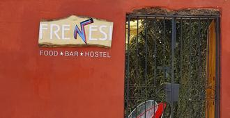 Frenesí Hostal - Antigua - Näkymät ulkona