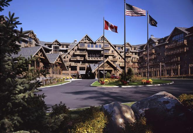 The Lodge at Spruce Peak - Stowe - Building