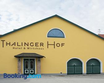 Thalinger Hof - Kronstorf - Gebouw