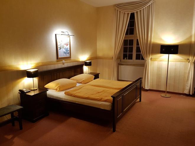 福倫澤霍夫戈蒂克飯店 - 格爾利茨 - 臥室