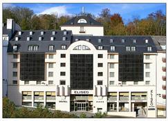 Hotel Eliseo - Lourdes - Rakennus
