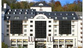 Hotel Eliseo - Lourdes - Building