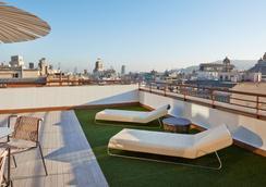 NH Collection Barcelona Gran Hotel Calderón - Barcelona - Rooftop