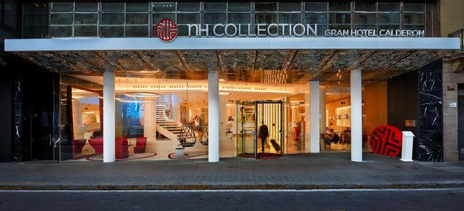 NH Collection Barcelona Gran Hotel Calderón - Barcelona - Building