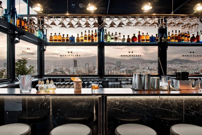 NH Collection Barcelona Gran Hotel Calderón - Barcelona - Bar