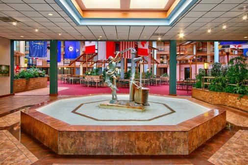 MCM Grande Hotel Fundome Odessa - Odessa - Business centre