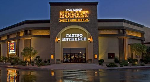 Pahrump Nugget Hotel And Casino - Pahrump - Building