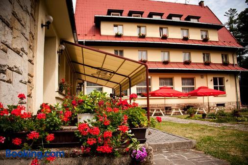 Parkhotel Skalni mesto - Jičín - Building