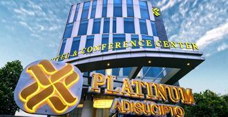 Platinum Adisucipto Hotel & Conference Center - יוגיאקרטה