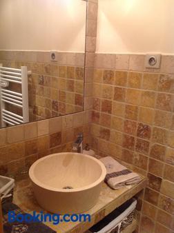 Le Patio Fleuri - Lorgues - Bathroom