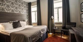 號角大酒店 - 赫爾辛堡 - 赫爾辛堡 - 臥室