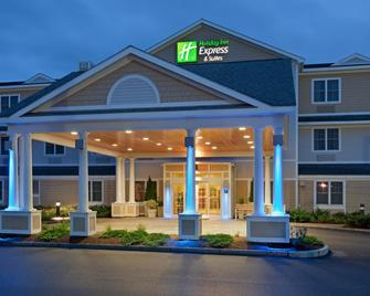 Holiday Inn Express Hotel & Suites Rochester - Рочестер - Building