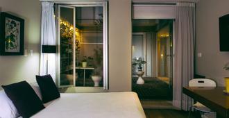 호텔 리빙 55 - 보고타 - 침실