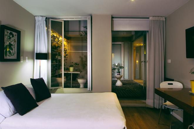 Hotel Living 55 - Bogotá - Bedroom