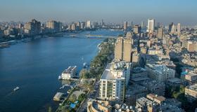 Helnen Nile Roda Hotel - Cairo - Outdoors view