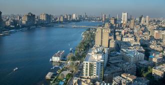 Helnen Nile Roda Hotel - קהיר - נוף חיצוני