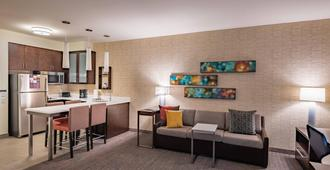 Residence Inn by Marriott Dallas at The Canyon - Dallas - Living room