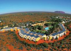 Outback Pioneer Hotel - Yulara - Außenansicht