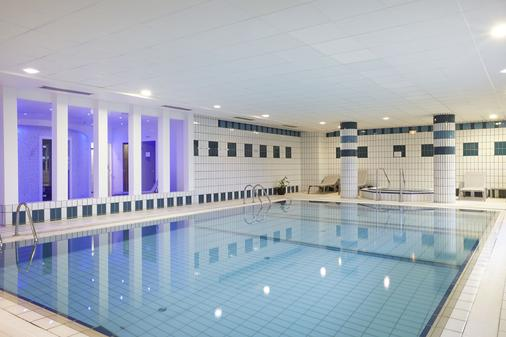 Hôtel Spa du Béryl - Bagnoles-de-l'Orne-Normandie - Uima-allas