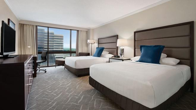 Hyatt Regency Birmingham-The Wynfrey Hotel - Birmingham - Bedroom