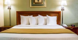Quality Inn Airport - Cruise Port - טמפה - חדר שינה