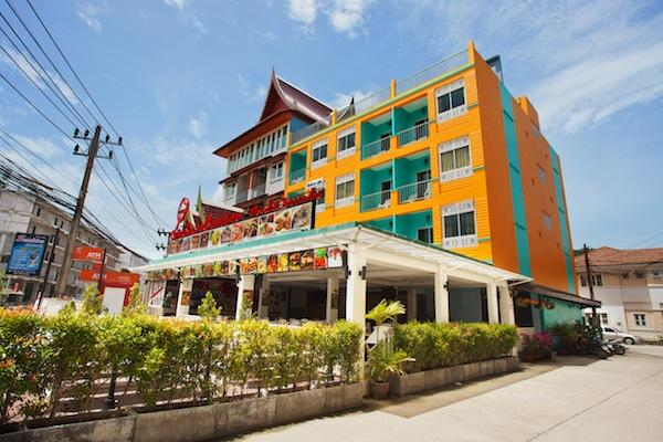 The Yim Siam Hotel - Patong - Bâtiment