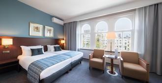 Bilderberg Parkhotel Rotterdam - Rotterdam - Bedroom
