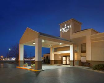 Country Inn & Suites by Radisson, Greenfield - Greenfield - Building