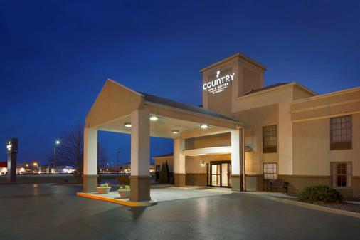 Country Inn & Suites by Radisson, Greenfield - Greenfield - Gebäude