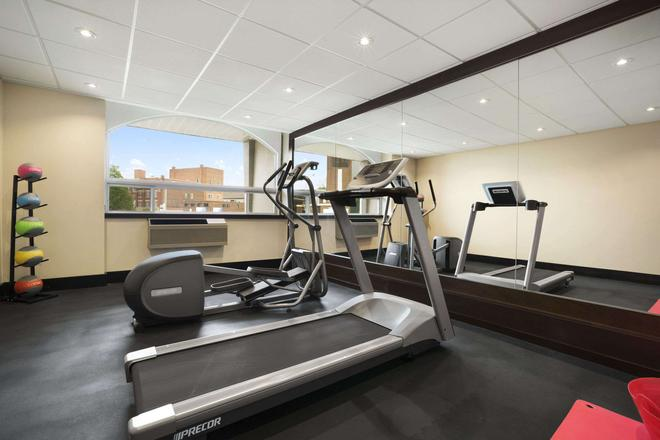 Days Inn & Suites by Wyndham North Bay - North Bay - Fitnessbereich