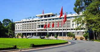 OYO 816 Ht Love Hotel - Ciudad Ho Chi Minh - Edificio