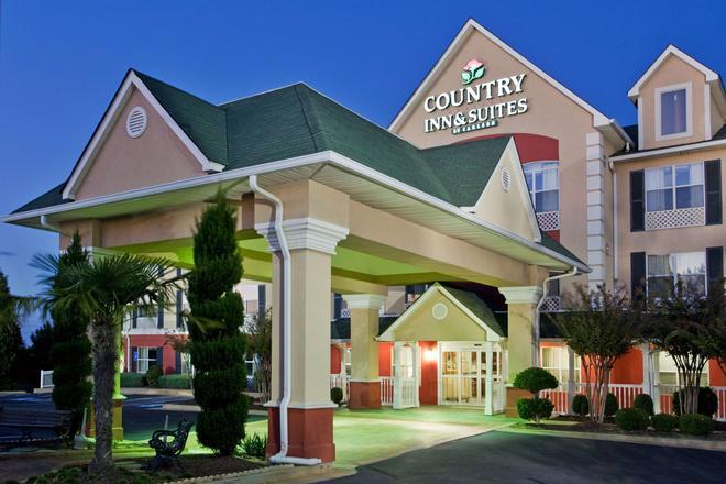 Country Inn & Suites By Radisson, Mcdonough, GA - McDonough - Toà nhà