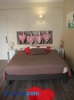 L'Alsacienne - Saint-Pierre-des-Corps - Bedroom