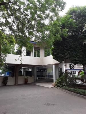 Airside Hotel - Accra - Toà nhà