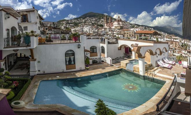 Boutique Pueblo Lindo - Taxco - Pool