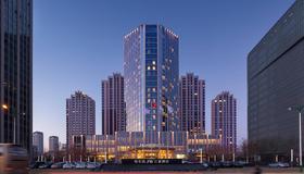 JW Marriott Hotel Harbin River North - Harbin - Building