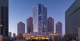 JW Marriott Hotel Harbin River North - Harbin - Edificio
