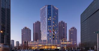 JW Marriott Hotel Harbin River North - חרבין - בניין
