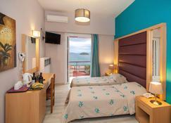 Frini Hotel - Τολό - Κρεβατοκάμαρα