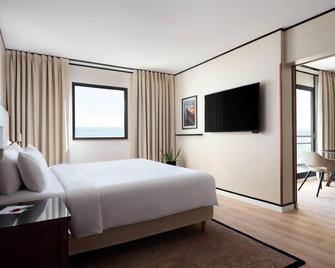 Riviera Marriott Hotel La Porte de Monaco - Cap-d'Ail - Camera da letto