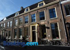 Strowis Hostel - Utrecht - Edifício