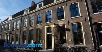 Strowis Hostel - Utrecht - Gebäude