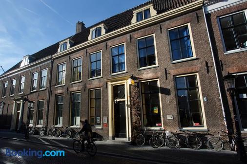 Strowis Hostel - Utrecht - Toà nhà