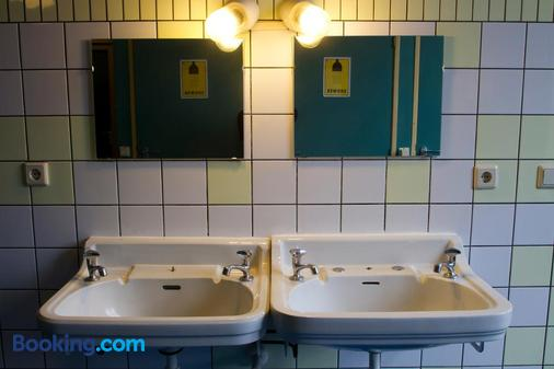 Strowis Hostel - Utrecht - Phòng tắm