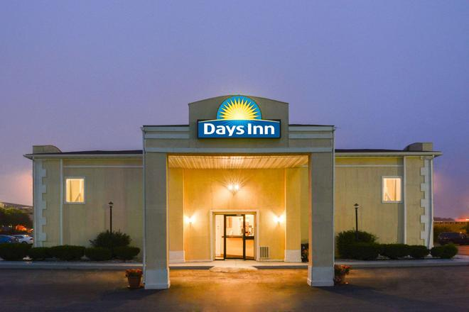 Days Inn by Wyndham Indianapolis East Post Road - Ιντιανάπολη - Κτίριο